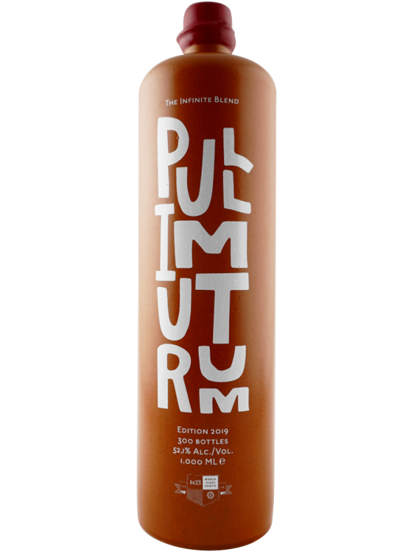 Pullimut rom The Infinite Blend