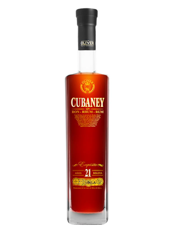 Ron Cubaney 21 år Solera Grand Reserve Exquitio XO Rum 38% 70cl Rom fra Den Dominikanske Republik-30