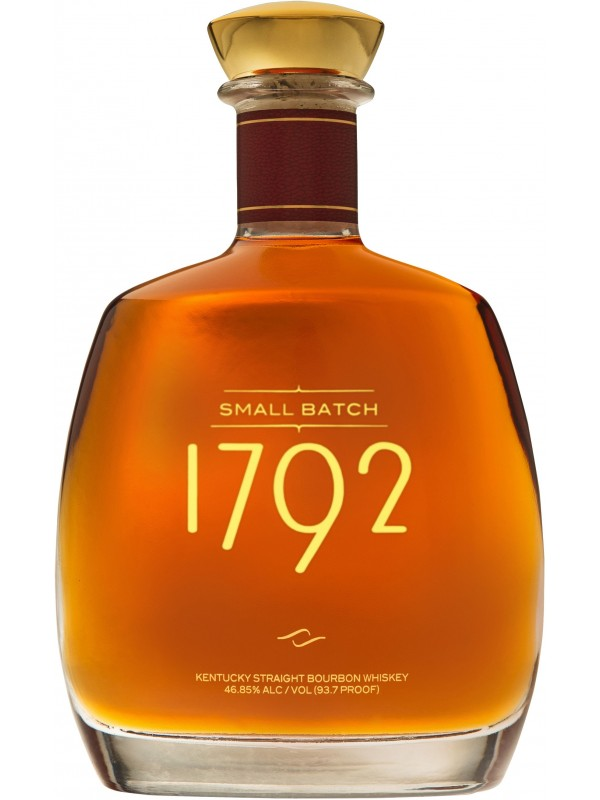 Ridgemont Reserve 1792 Barrel Select Bourbon Whiskey 46,85% 70cl-30