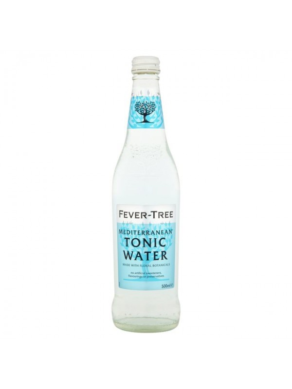 Fever Tree Mediterranean Tonic Water 50cl
