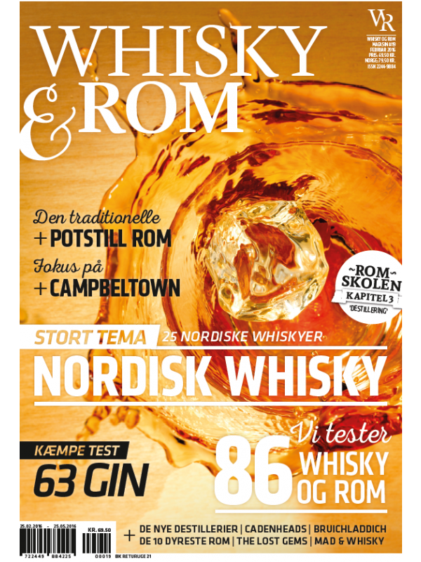 Whisky og Rom Magasinet Nr. 19
