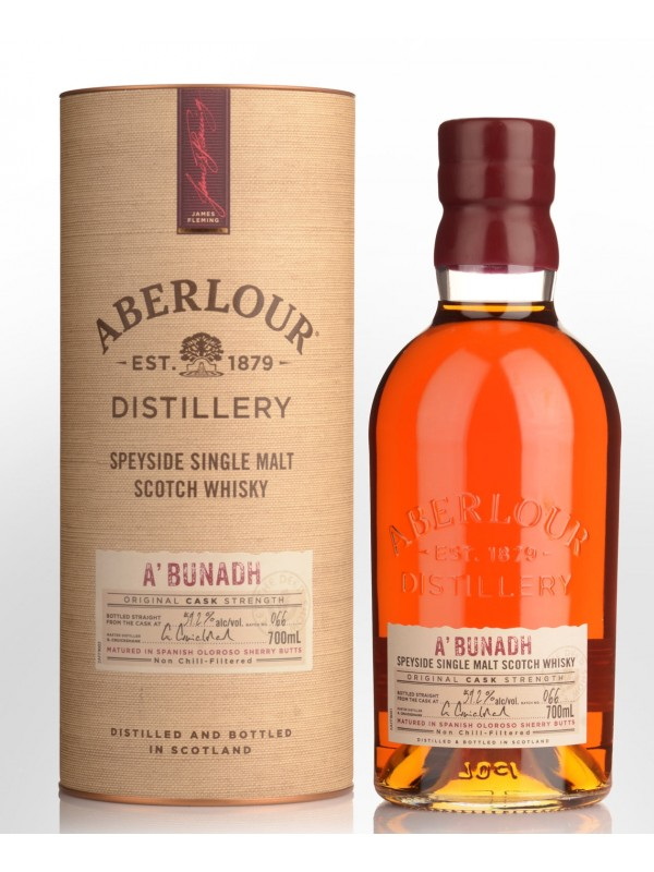 Aberlour A'Bunadh Cask Strength Whisky