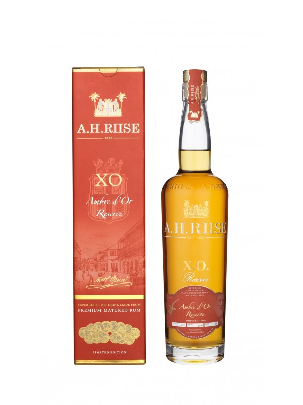 A.H. Riise Ambre d'Or XO Reserve