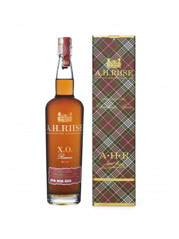 A.H. Riise Christmas Rum XO Reserve