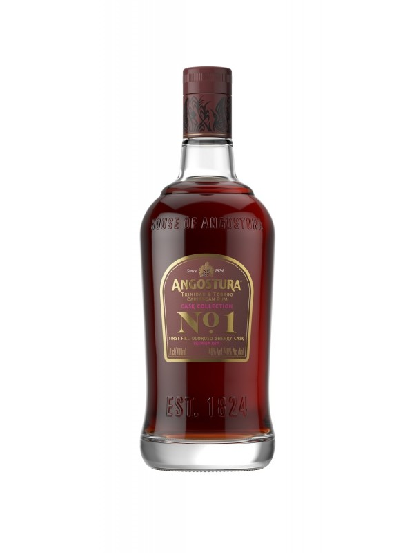 Angostura Cask Collection No.1 Oloroso Sherry Cask Rum