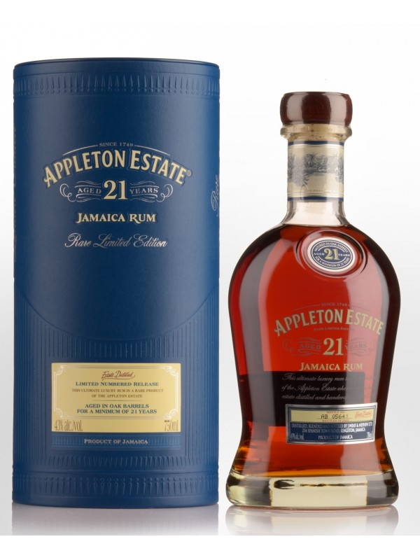 Appleton Estate Rum 21 år