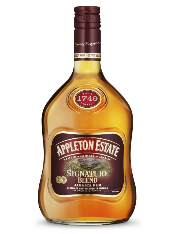 Appleton Signature Blend Rum 40% 70cl Rom fra Jamaica-30