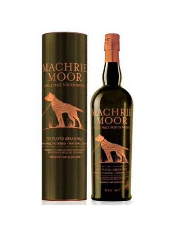 The Arran Machrie Moor Edition 6 Single Malt Scotch Whisky