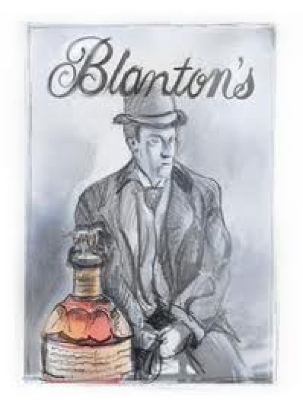 Blantons Single Barrel Original Kentucky Straight Bourbon Whiskey 46,5% 70cl-30
