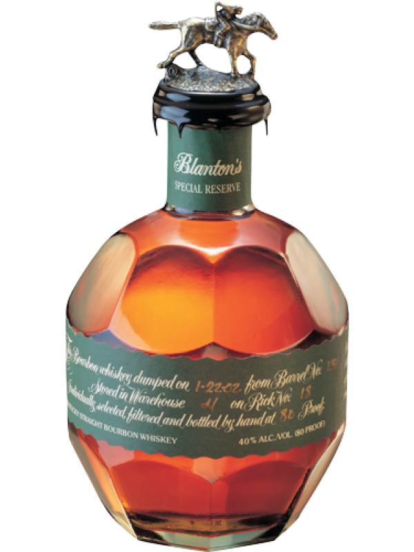 Blantons Single Barrel Special Reserve Kentucky Straight Bourbon Whiskey 40% 70cl-30