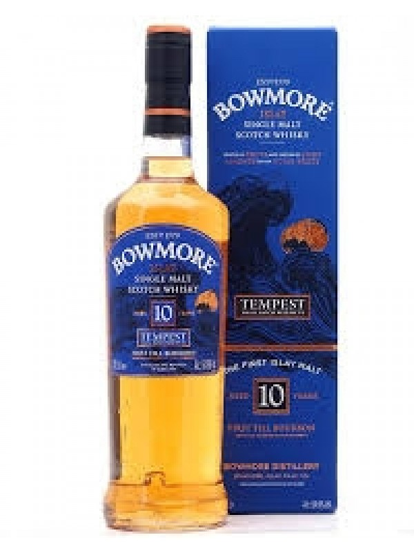 Bowmore Tempest 10 år Single Islay Malt Whisky
