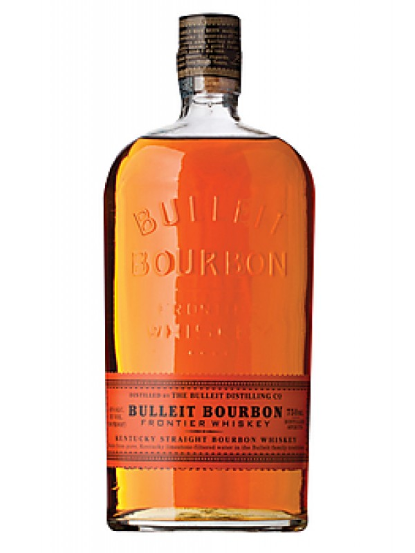 Bulleit Bourbon Frontier Whiskey 45% 70cl-30