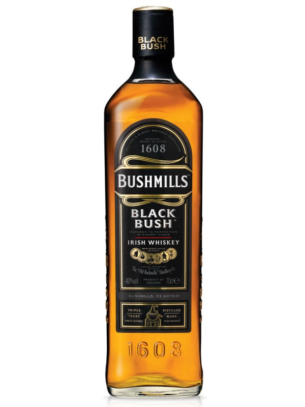 Bushmills Black Bush Irish Whiskey 40% 70cl-30