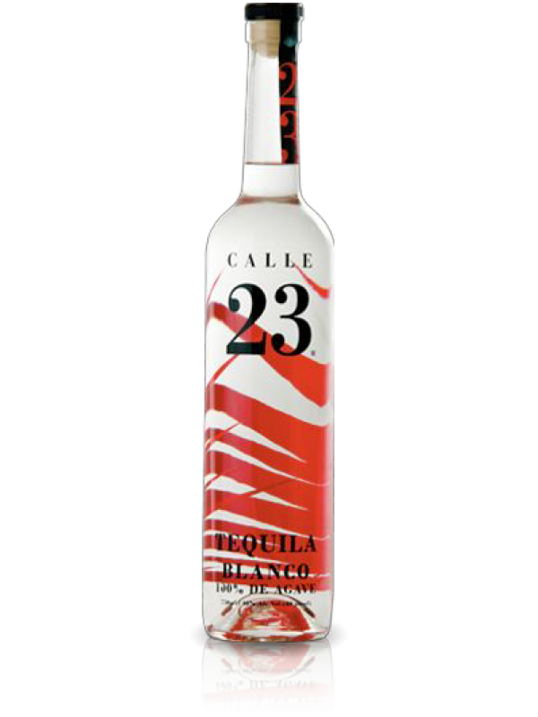 Calle 23 Tequila Blanco 40% 70cl-30