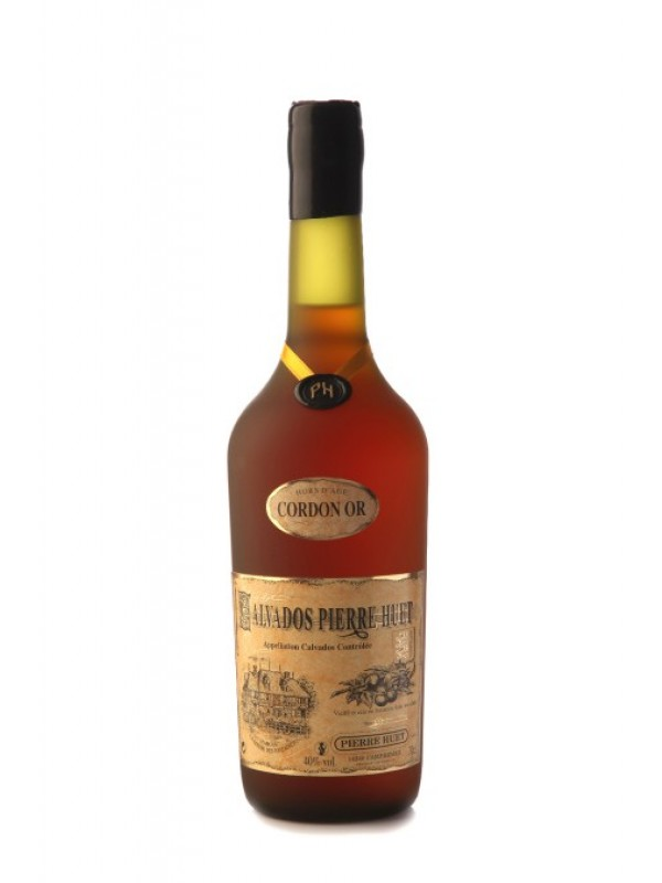 Calvados Pierre Huet Cordon Or 30 år 40% 70cl-30