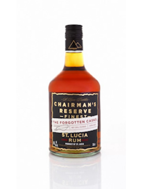 Chairmans Reserve The Forgotten Casks Rum 40% 70cl Rom fra St. Lucia-30