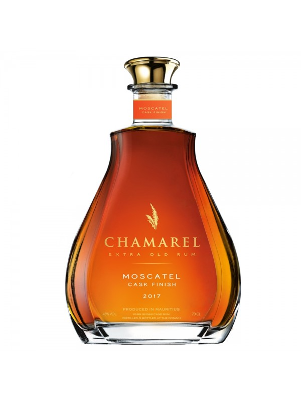 Chamarel XO Moscatel Cask Finish Rum