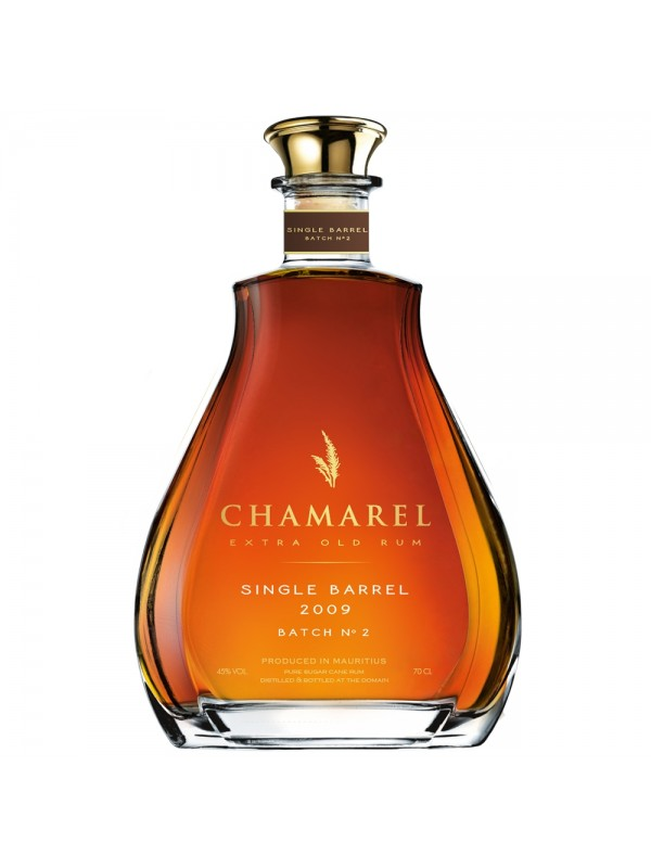 Chamarel 2009 Single Barrel Batch 2 Rum