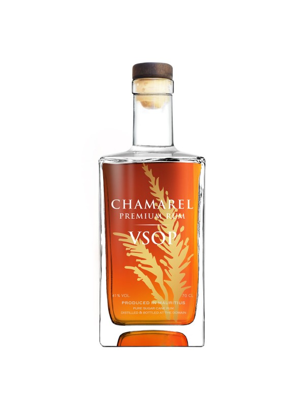 Chamarel VSOP 41% 70cl Rom fra Mauritius-30