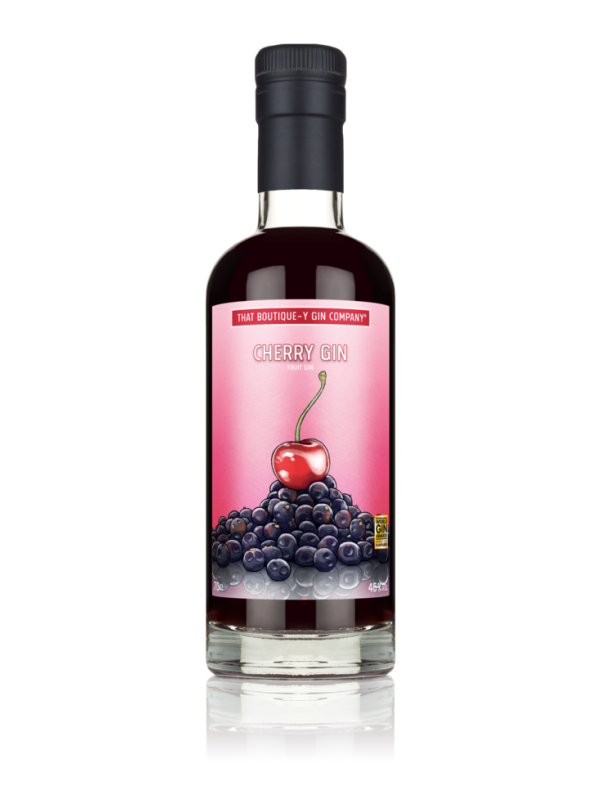 Cherry Gin - That Boutique-y Gin Company