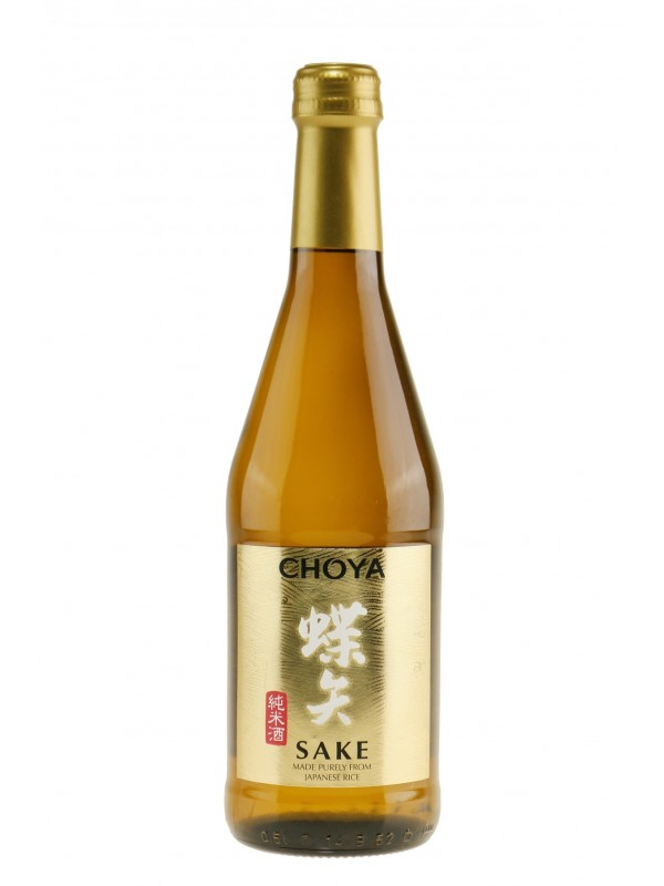 Choya Gold Label Sake fra Japan