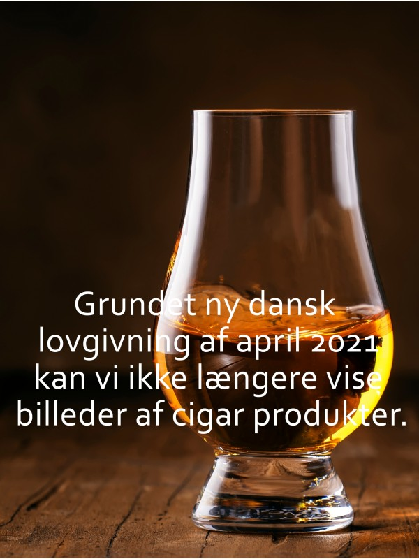 P.S. Medium filler No.1 - Klippet Cigar - Smagsstyrke: Mild. Facon: Double Corona. Længde: 127 mm. Diameter: 20 mm. Cigar fra Den Dominikanske Republik.