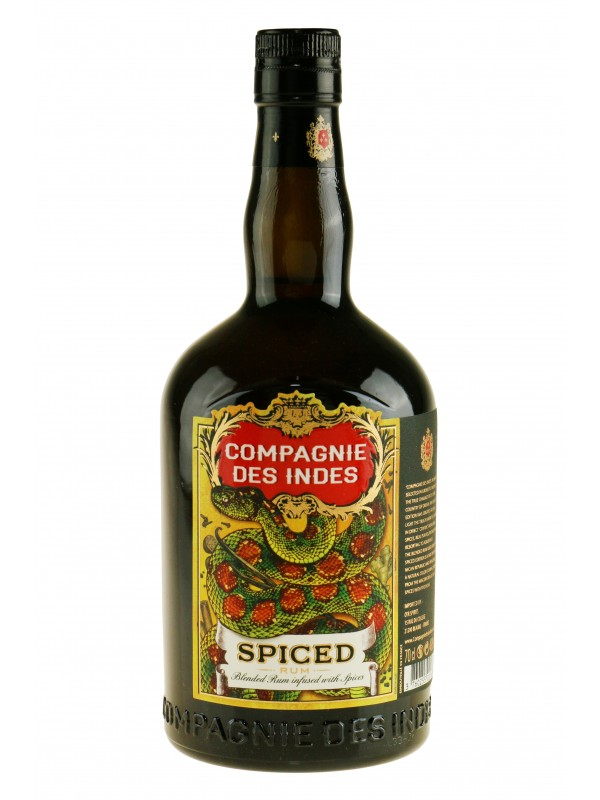 Compagnie Des Indes Spiced Rum rom