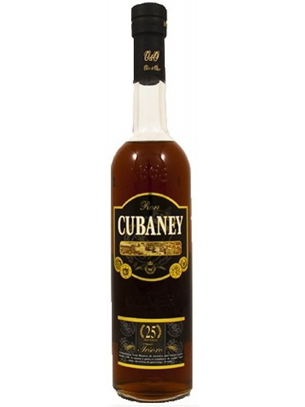 Ron Cubaney 25 år Grand Reserve Tesoro XO Rum