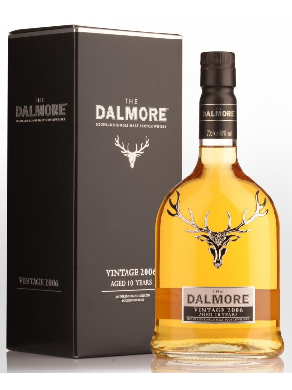 The Dalmore 10 år Vintage 2006 Highland Single Malt Scotch Whisky