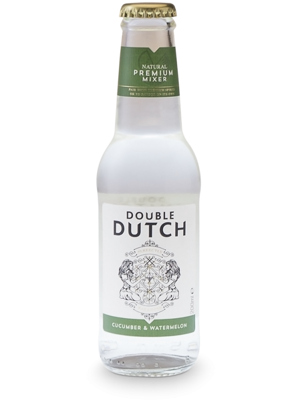 Double Dutch Cucumber & Watermelon Tonic 20 cl