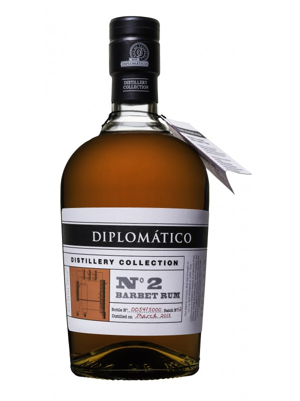 Diplomatico Distillery Collection No 2 Barbet Rum