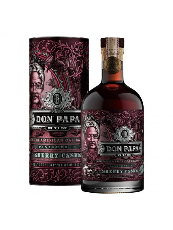 Don Papa Sherry Cask Rum