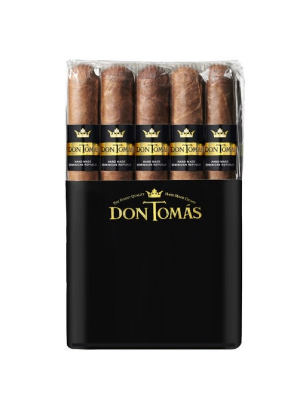 Don Tomas Dominican Bundle Robusto - 10 stk. Cigar fra Den Dominikanske Republik
