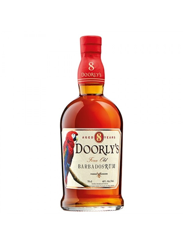 Doorly's 8 års rom Fine Old Barbados Rum
