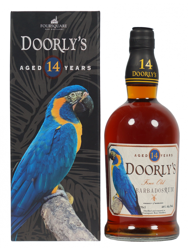 Doorly's 14 års rom Fine Old Barbados Rum