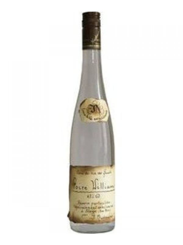 Eau-de-Vie de Poire Williams pærebrændevin 43% 70cl-30