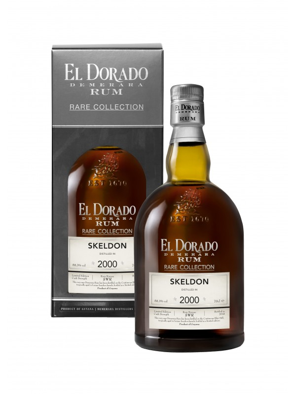 El Dorado Skeldon 2000 Rare Collection Rum