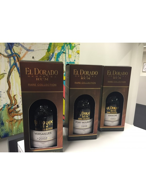 El Dorado Enmore 1993 Rare Collection 56,5% 70cl-30