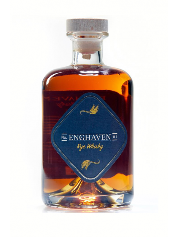 Enghaven no 1 Rye Whisky