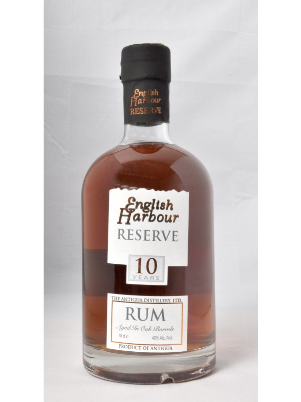 English Harbour Reserve Rum 10 år 40% 70cl Rom fra Antigua-30