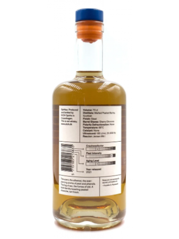 Etoh Arbejd Pure Malt This is not Whisky - front