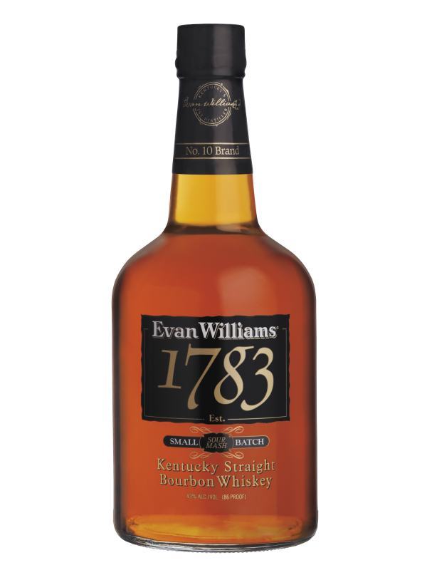 Evan Williams 1783 Kentucky Straight Bourbon Whiskey 43% 70cl-30
