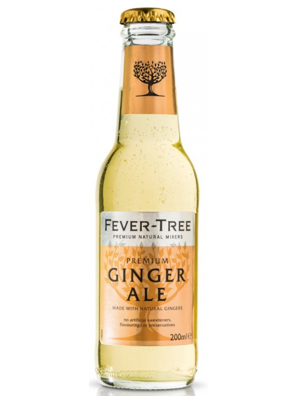 Fever Tree Ginger Ale 50 cl-30
