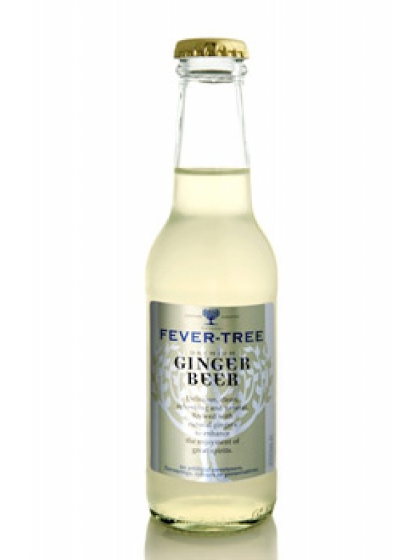 Fever Tree Ginger Beer 20 cl-30
