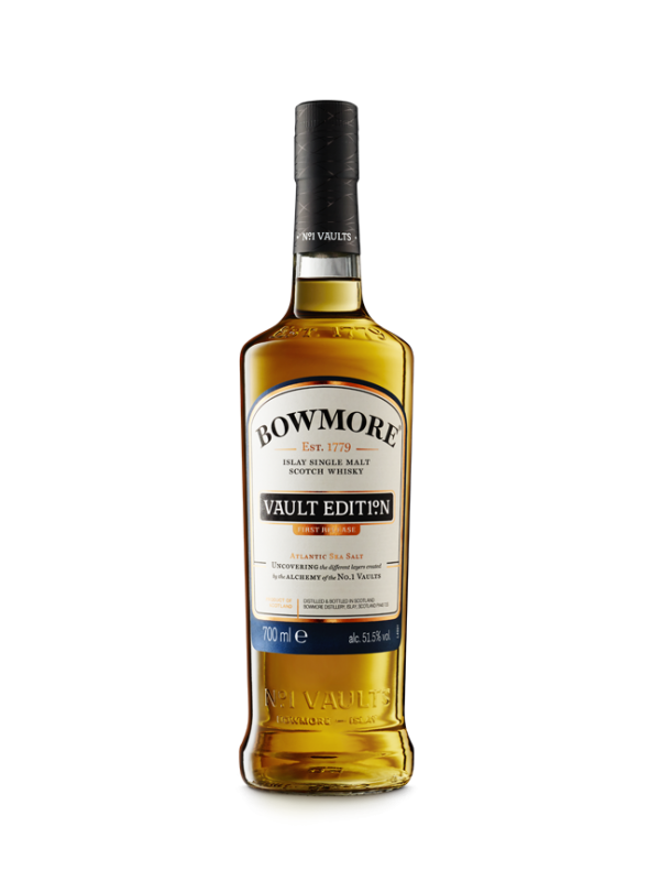 Bowmore Vault Edition First Release 51.5% 70cl