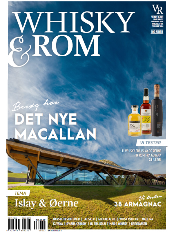 Whisky og Rom Magasinet Nr. 32