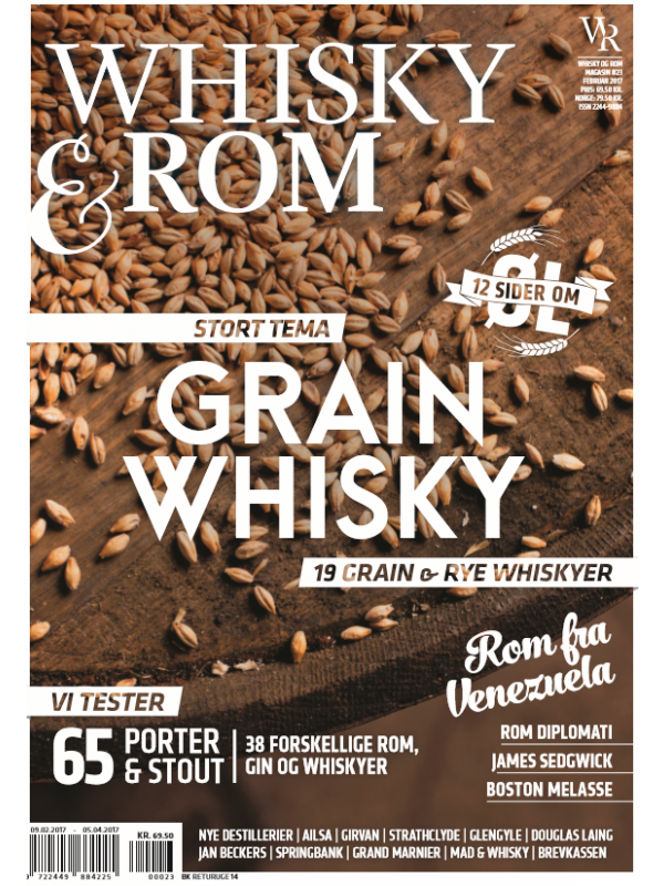 Whisky og Rom Magasinet Nr. 23-31