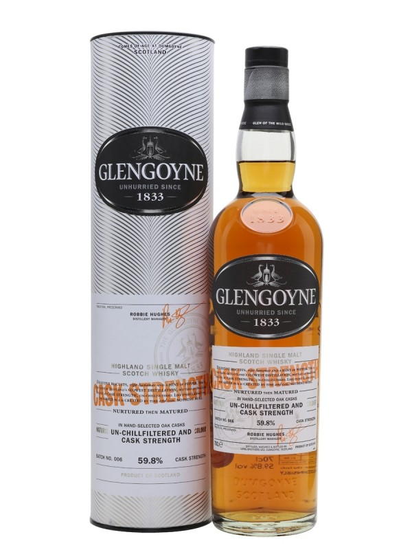 Glengoyne Cask Strength Batch 6 Highland Single Malt Whisky
