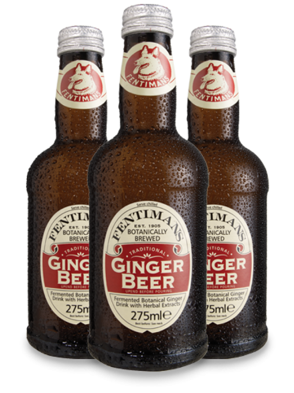 Fentimans Ginger Beer 275 ml-31