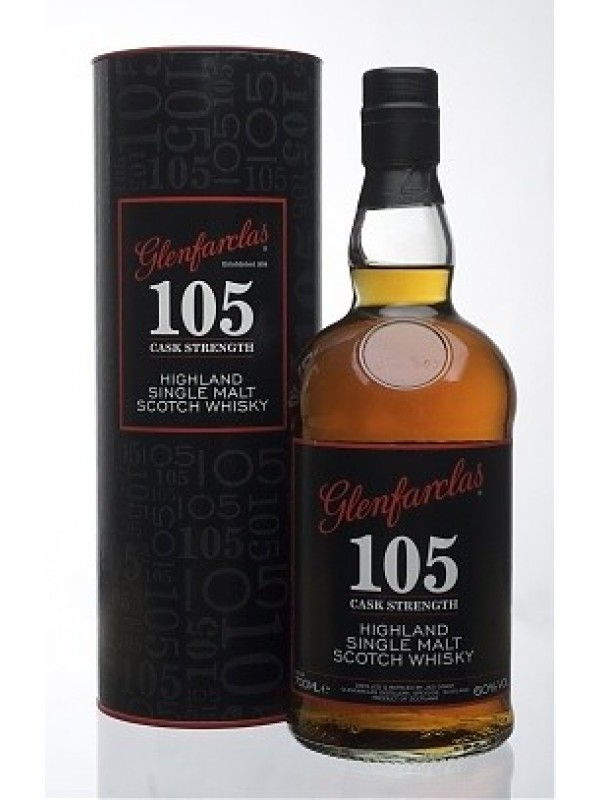 Glenfarclas 105 Cask Strength Single Malt Whisky 60% 70cl-30